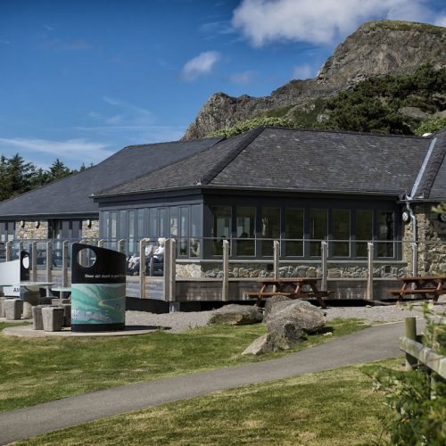 Nant Gwrtheyrn Cafe
